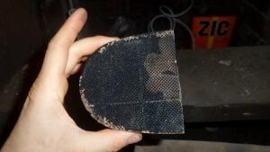 Удаление сажевого фильтра