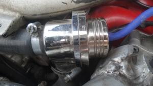 Перепускной клапан турбины пассат б5